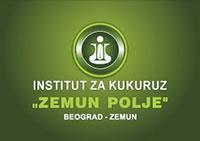"""Institut za kukuruz  """"Zemun Polje"""" Logo"""